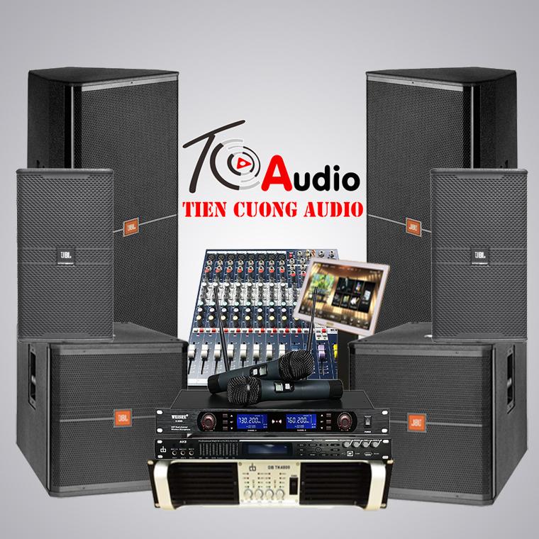 Dàn âm thanh hội trường chuẩn nhất dùng cho hội trường 100-150m2