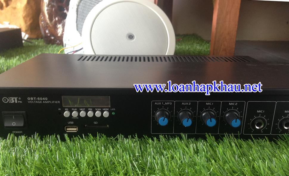 amply OBT 6040