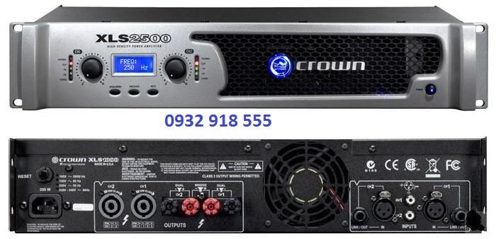 cuc-daycong-suat-Crown XLS 2500