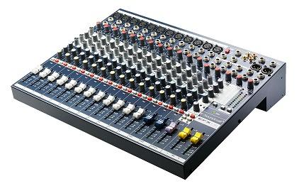 Mixer Sound Craft EFX12