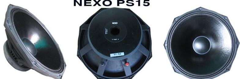 Loa hoi truong Nexo PS15