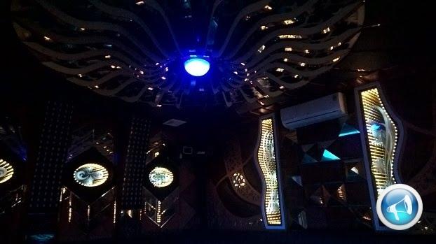phòng hát dàn âm thanh karaoke