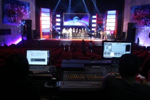 hệ thống âm thanh chuyên nghiệp