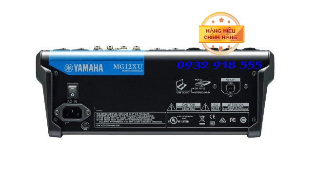 Ban Mixer Yamaha MG 12XU chuan
