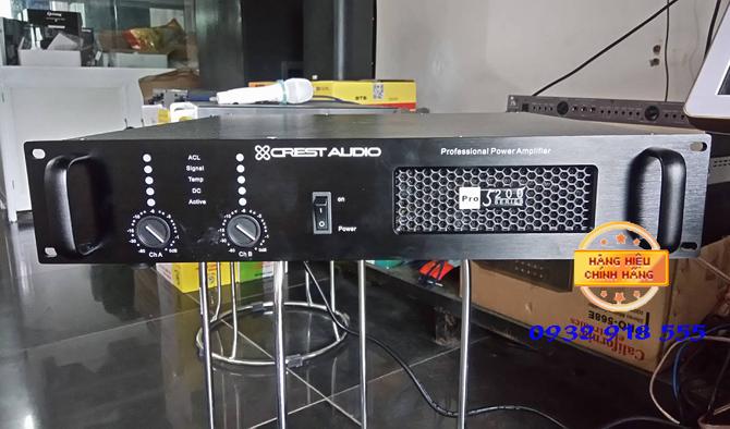 Cuc day cong suat Crest audio Pro 5200