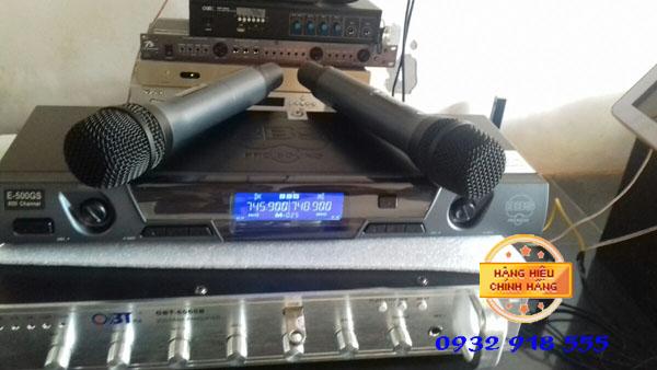 Micro khong day BBS E500 chinh hang