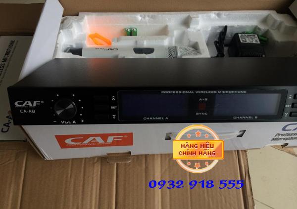 Micro khong day caf ca a8