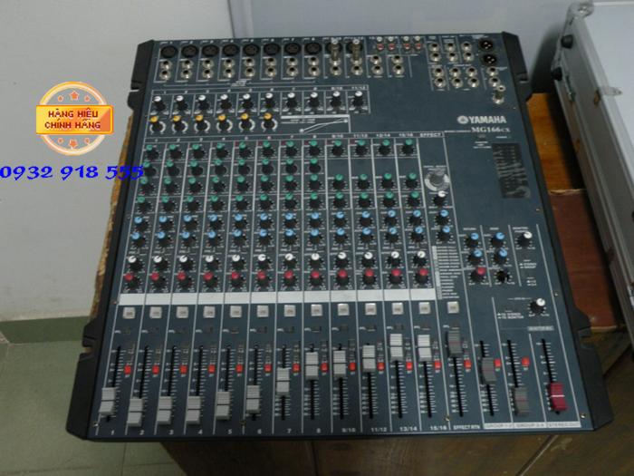 Mixer Mg 166CX hang nhap khau