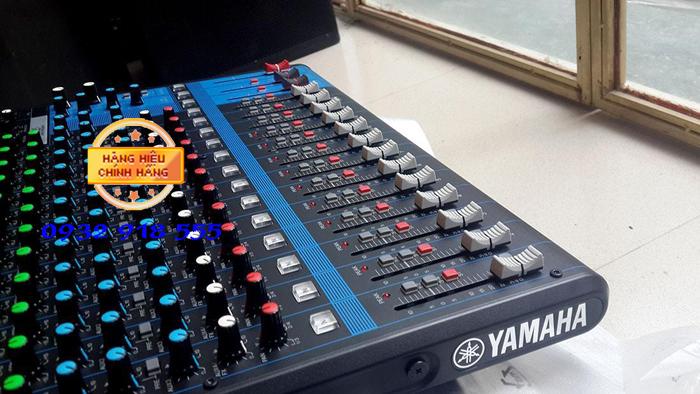 Mixer Yamaha MG 16XU hang nhap khau