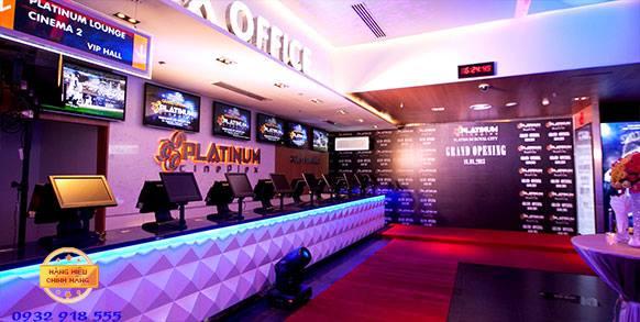 hệ thống âm thanh tại rạp Platinum (1)