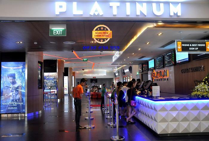 hệ thống âm thanh tại rạp Platinum (2)