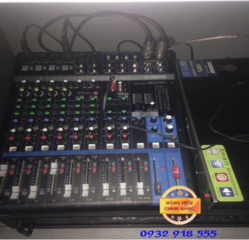 thiết bị âm thanh hội trường