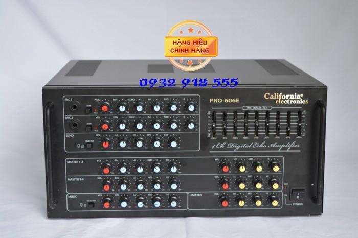 Amply California Pro 606E
