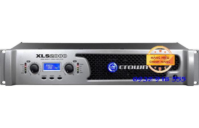 Cuc day CROWN XLS 2000