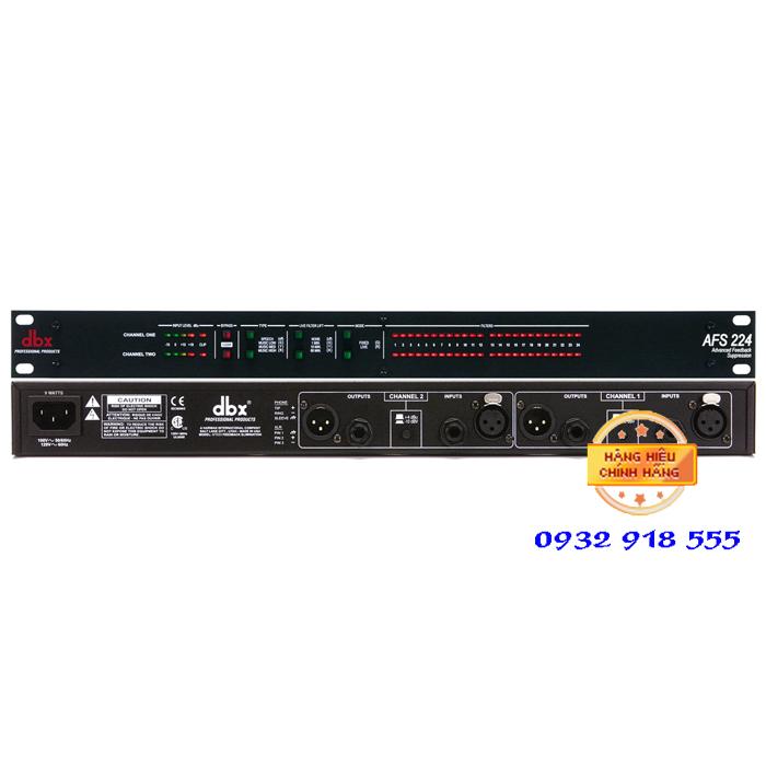 DBX AFS 224
