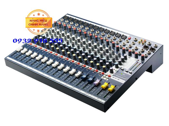 Mixer soundcraf EFX8 moi