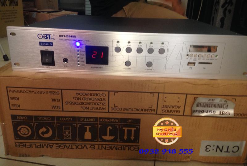 Amply thong bao OBT 6455 moi