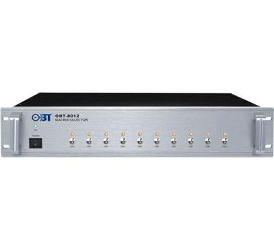 Bo chon 10 vung am thanh OBT-8012 moi