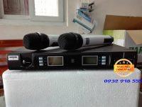 Micro shure UGX6 II chat luong cao