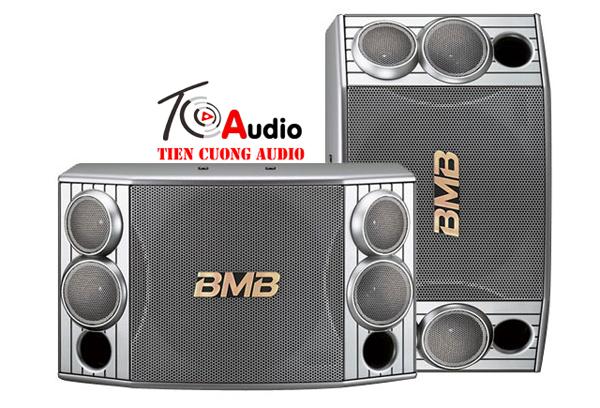 Loa karaoke BMB 850se chuyên lắp cho phòng GYM âm bass khỏe nhạc sôi động