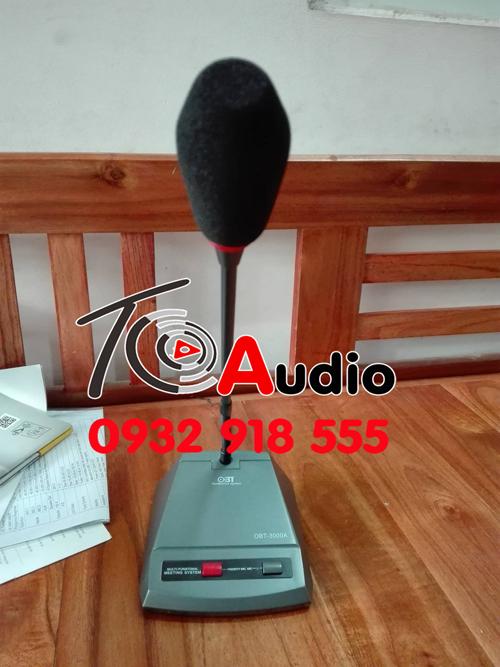 Micro chu tich OBT 3000A
