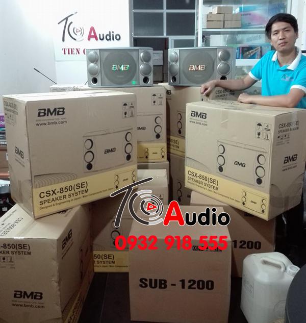 Loa karaoke BMB CSD 580SE hang chuan