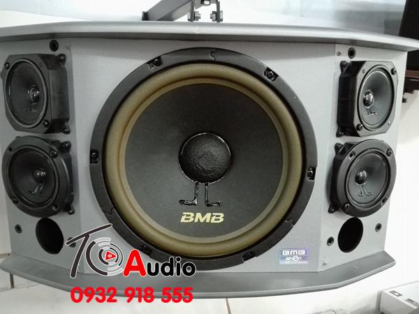 mang bass cua loa karaoke BMB CSD 850SE