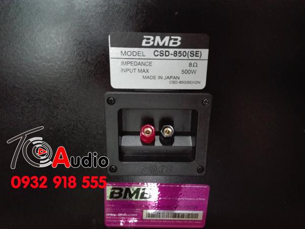mat sau cua BMB CSD 850SE chinh hang