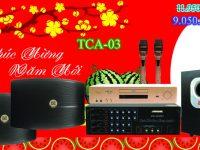 Dan karaoke TCA-03
