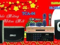 Dan karaoke TCA-04