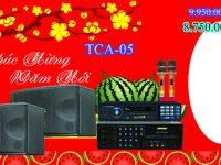 Dan karaoke TCA-05