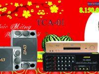 dan karaoke tca01