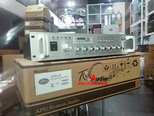 Amply APU USB 150W thiết kế đẹp, âm thanh hay