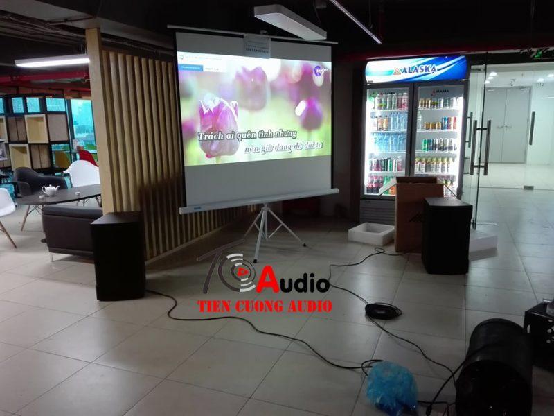 loa karaoke chuan