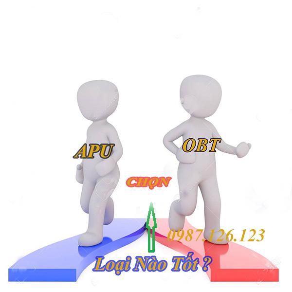 so sánh APU và OBT