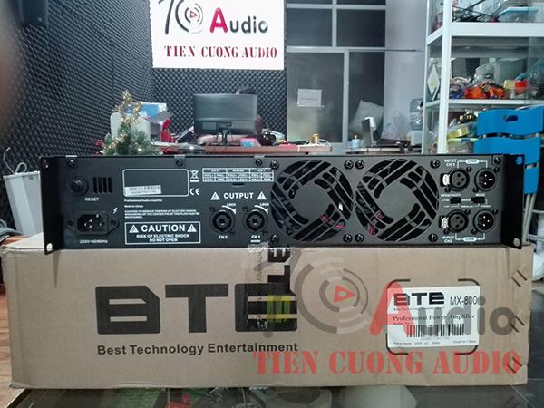 BTE MX800 1