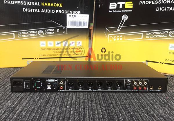 Vang Số BTE X8-SL