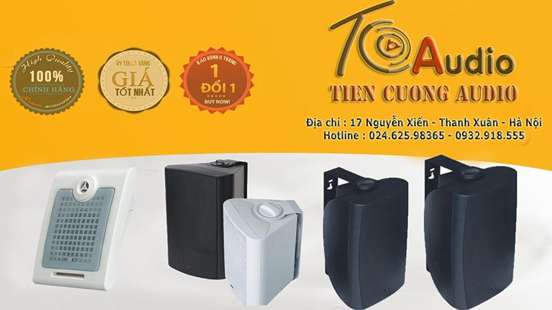 BANER loa hộp treo tương cho nhà hàng