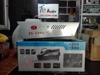 máy tạo khói JS1500