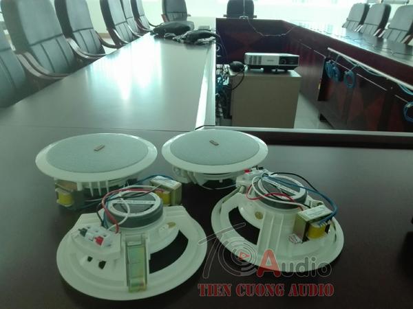 Loa âm trần APU KS805 chuyên dùng nghe nhạc