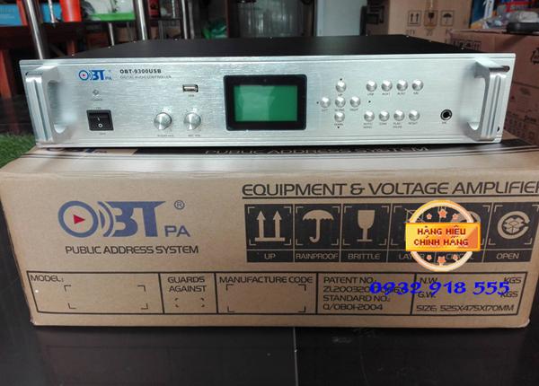 Chuông báo giờ nhà xưởng OBT 9300USB