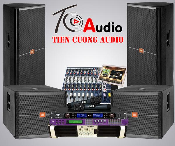 Hệ thống âm thanh phòng học phục vụ văn nghệ