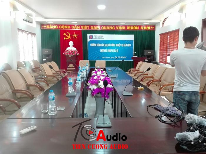 Micro hội thảo trực tuyến chuẩn nhập khẩu công nghệ cao cấp