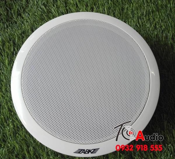 Loa âm trần ABK W124 dùng cho phòng họp và nghe nhạc nhẹ