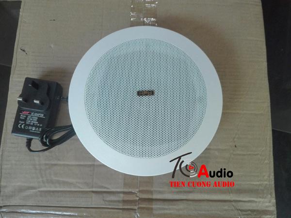 Loa âm trần Bluetooth APU CS20B công nghệ Đức