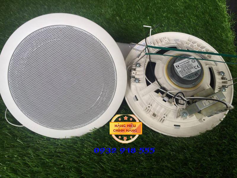 Loa âm trần Toa PC 648R dùng nhiều cho phòng họp với các dự án lớn