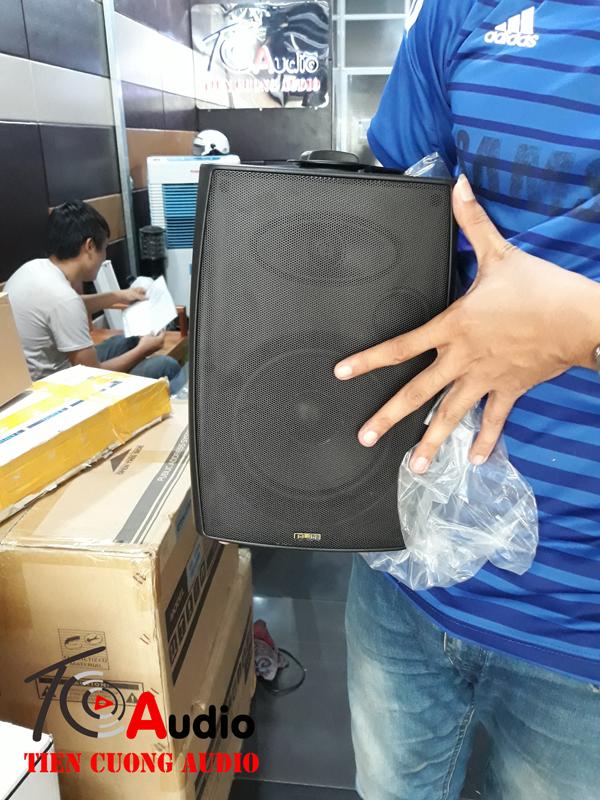 Loa hộp treo tường APU SP40W nhập khẩu chính hãng tiêu chuẩn châu âu