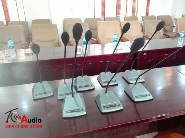 Micro họi nghị trực tuyến - Micro phòng họp hội thảo chuyên nghiệp