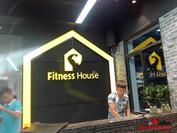 Lắp đặt âm thanh phòng gym chuyên nghiệp tại Hà Nội