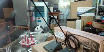 Micro đại biểu APU 8520B  micro phòng họp, micro hội thảo hút âm thanh nhạy, tiếng chuẩn, không hú rít